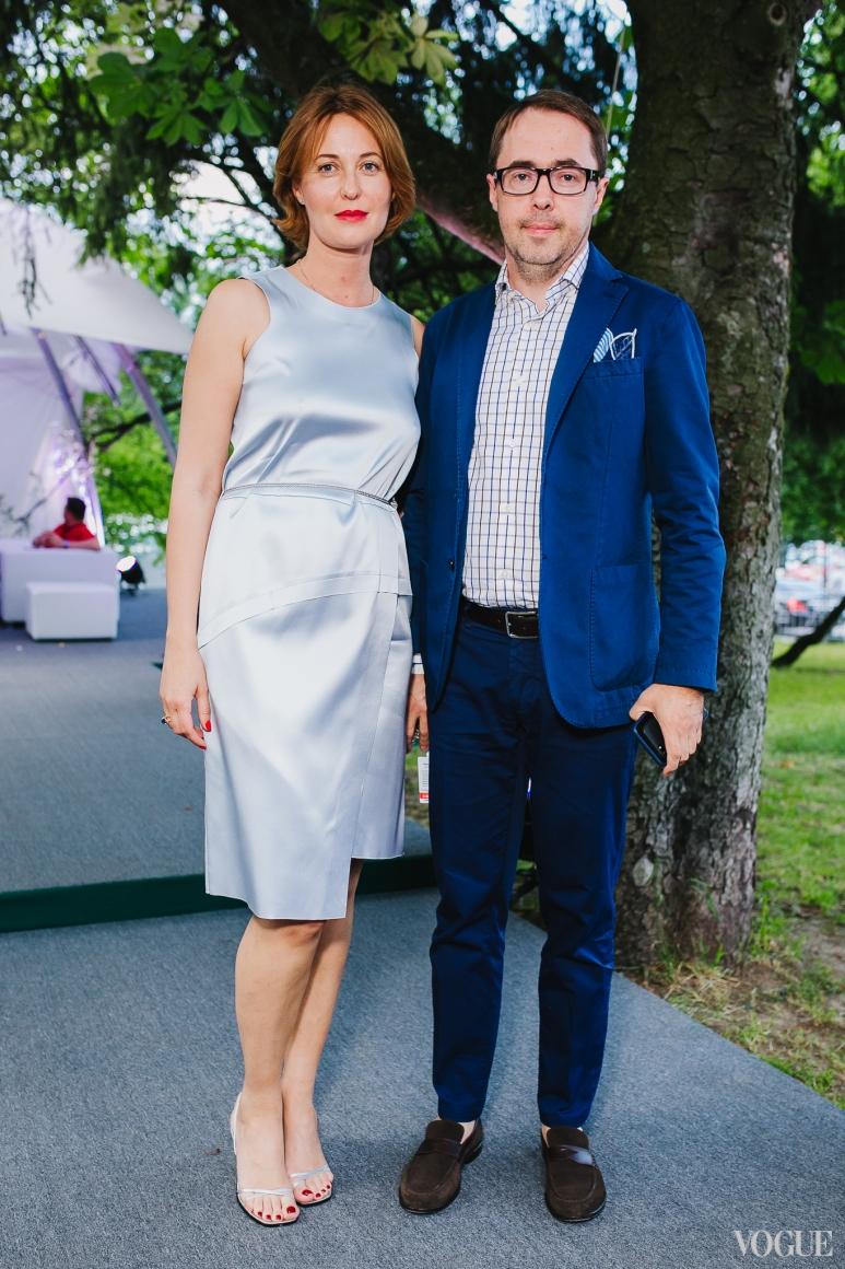 Наталья и Александр Бариновы
