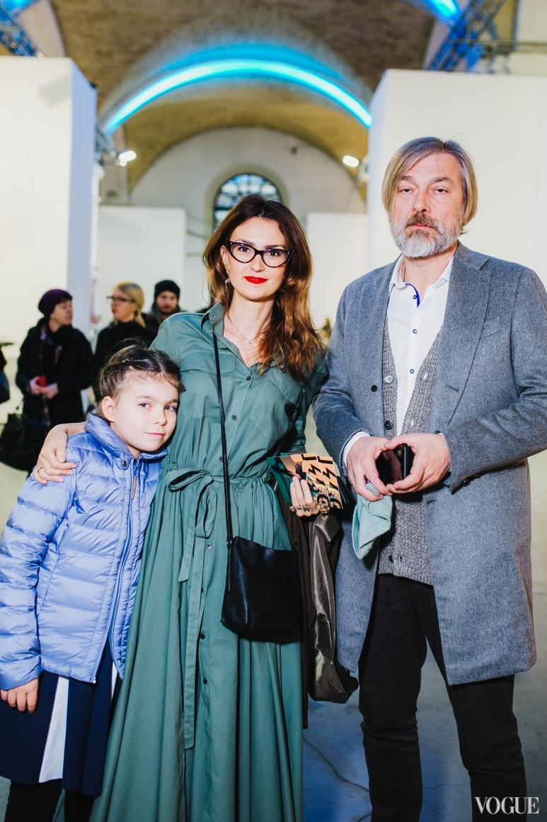 Ирина Костюк и Валерий Созановский
