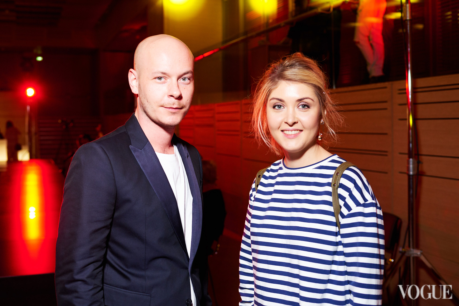 Максим Некрасов и Татьяна Немченко