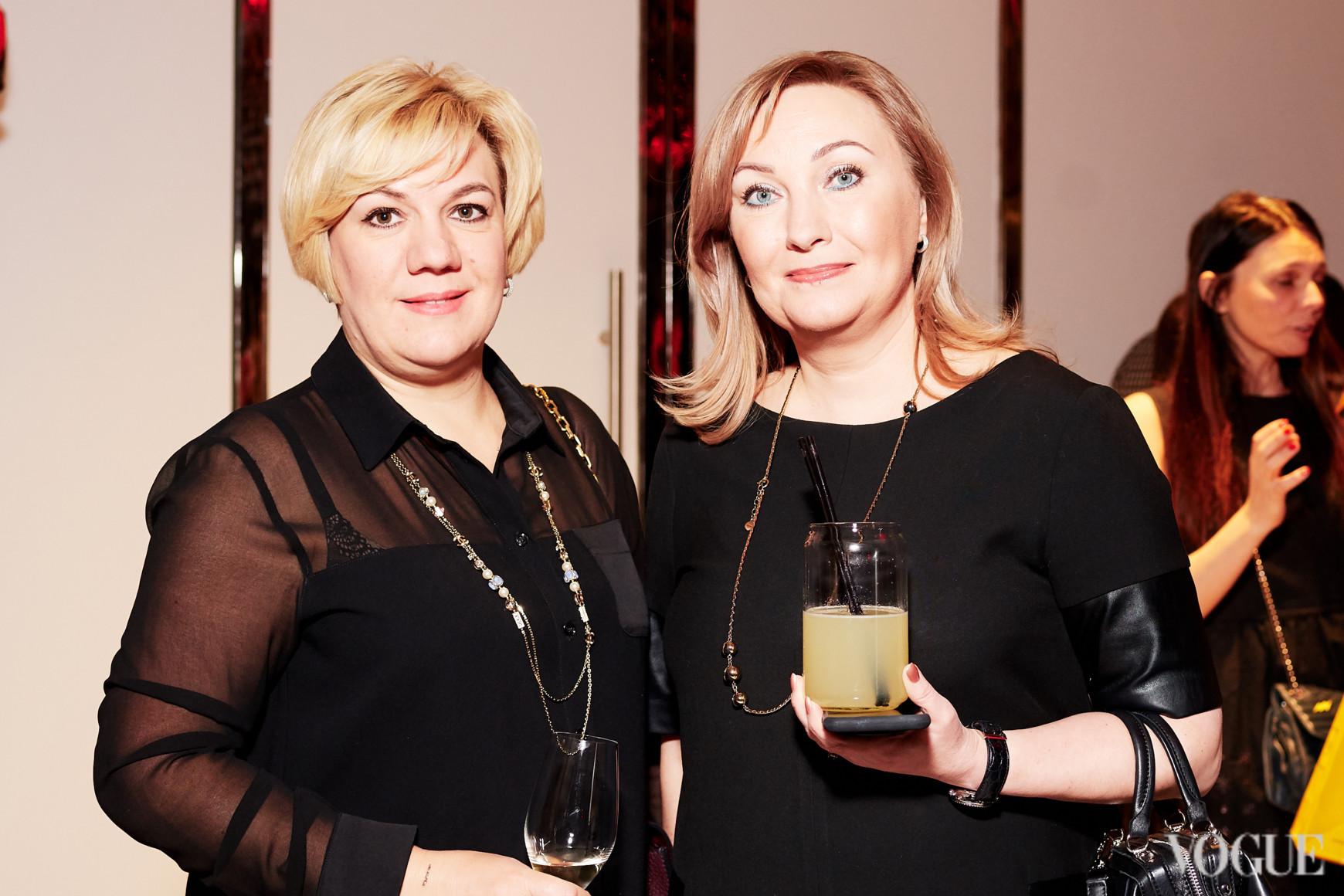 Ирина Заря и Елена Чернова