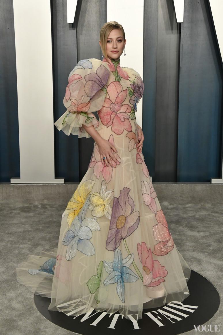 Лили Рейнхарт в Marc Jacobs