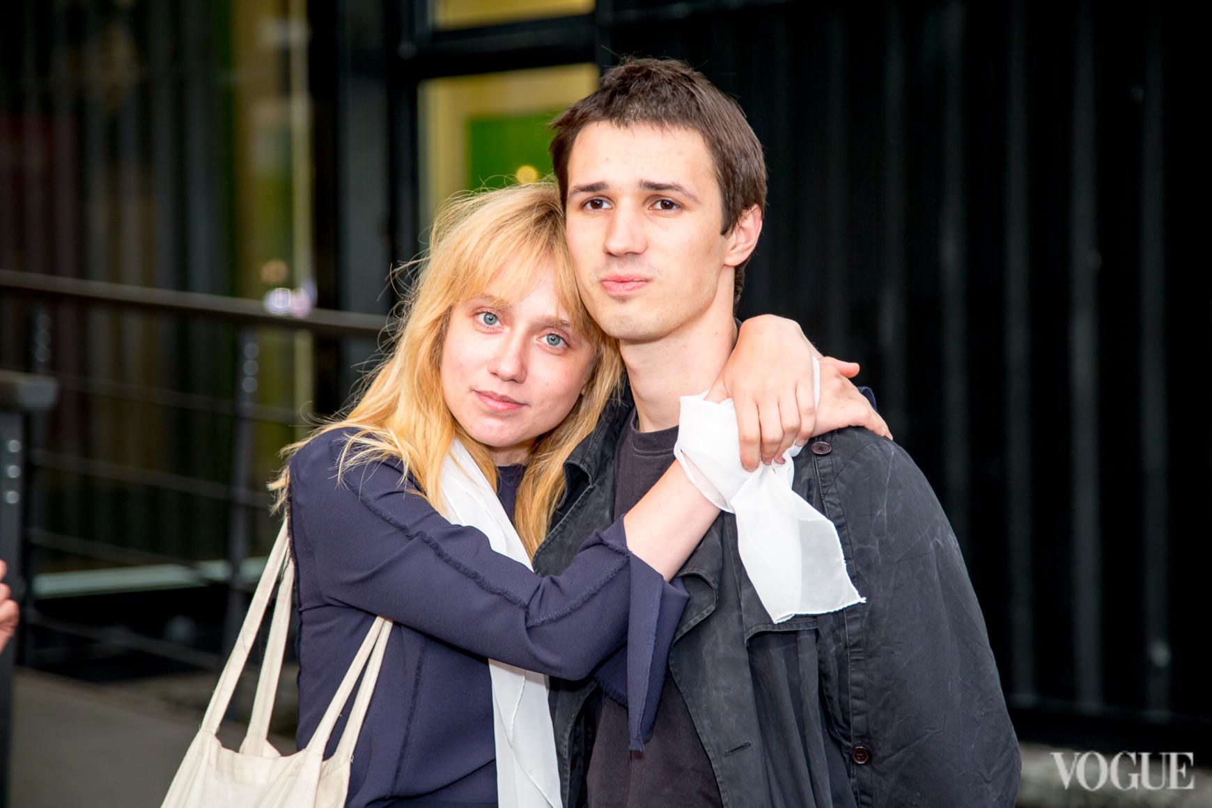 Настя Калита и Ярема Малащук