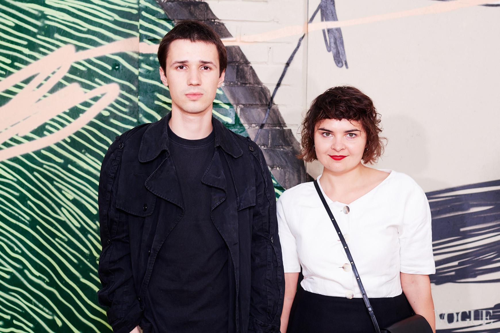 Ярема Малащук и Маша Рева