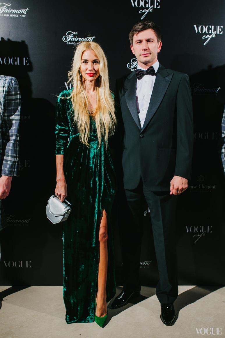 Елизавета и Владимир Ядловские