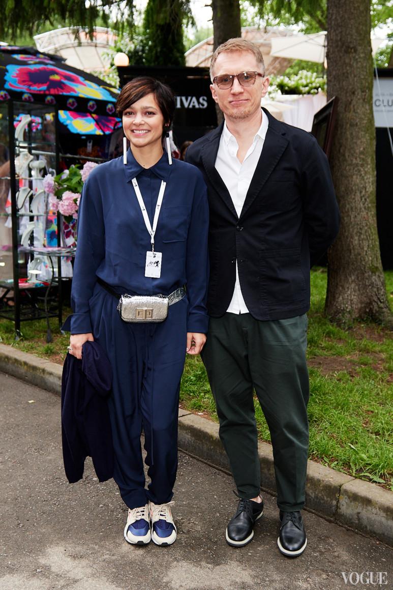 Вики Костив и Юрий Костив