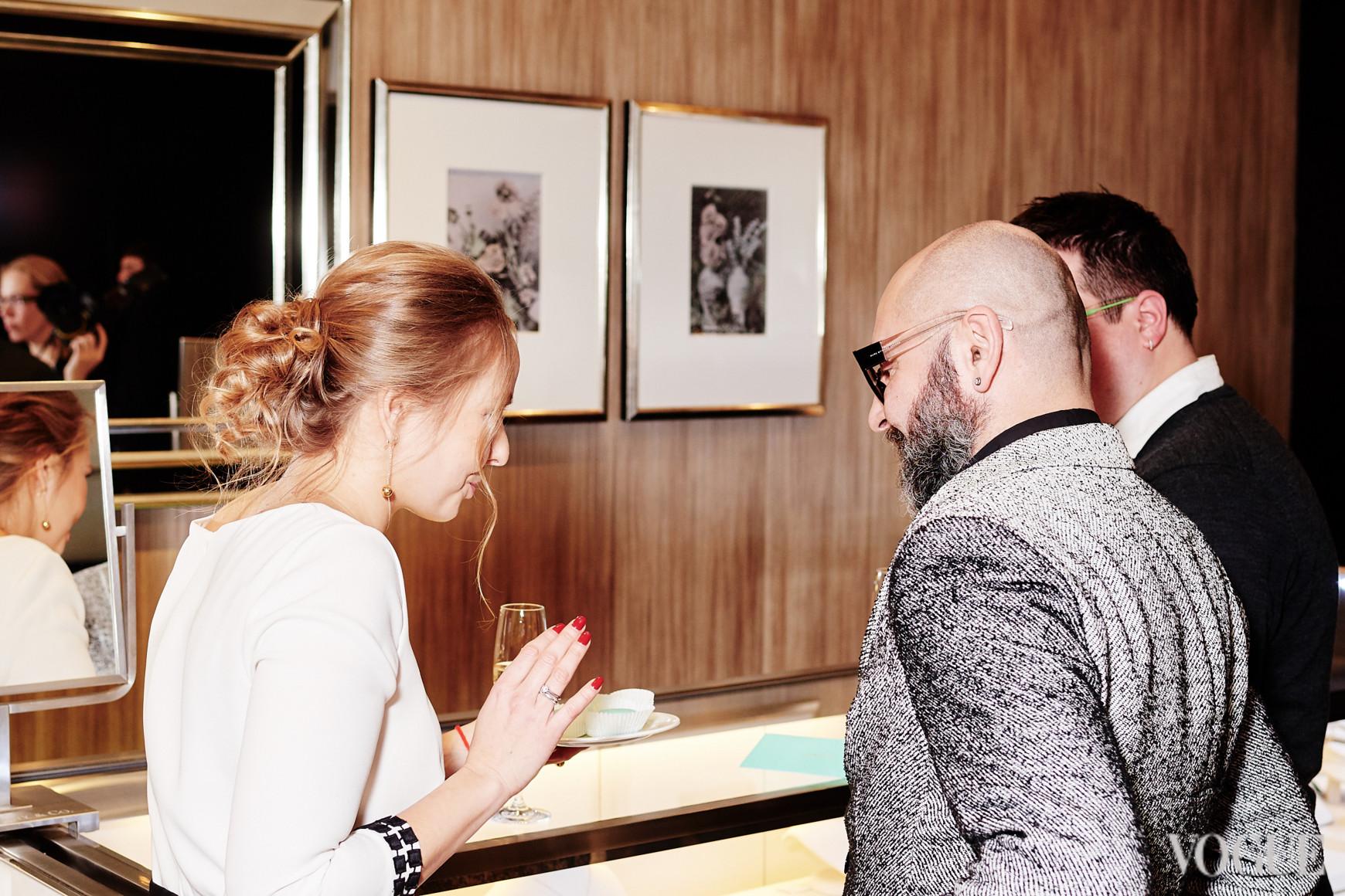 Наталья Лавринович и Серж Смолин