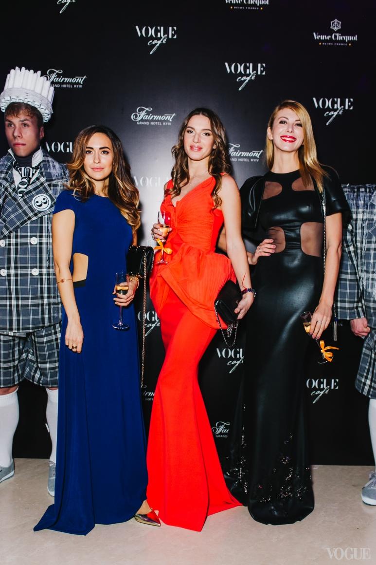 Алиса Илиева, Лилия Марус и Марыся Горобец