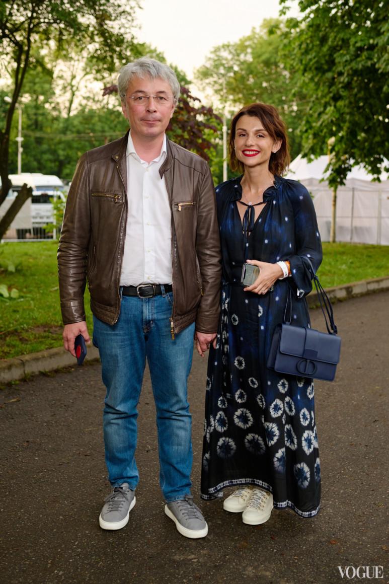 Александр и Анна Ткаченко