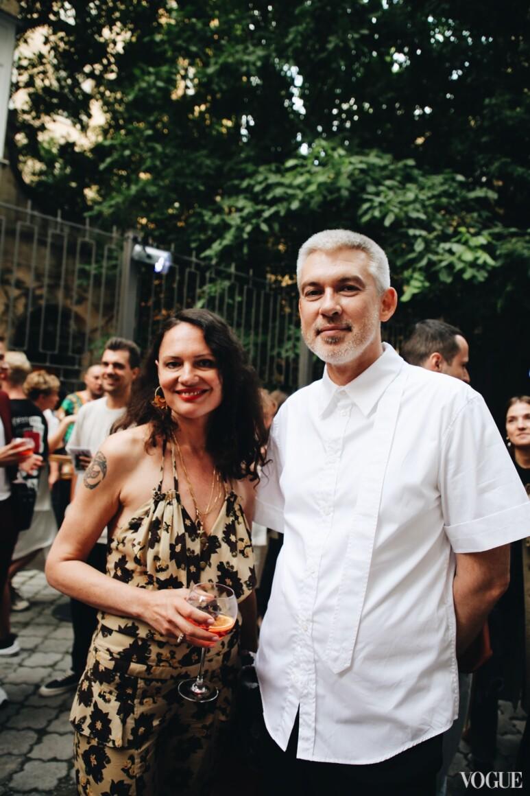 Елена Емчук и Филипп Власов
