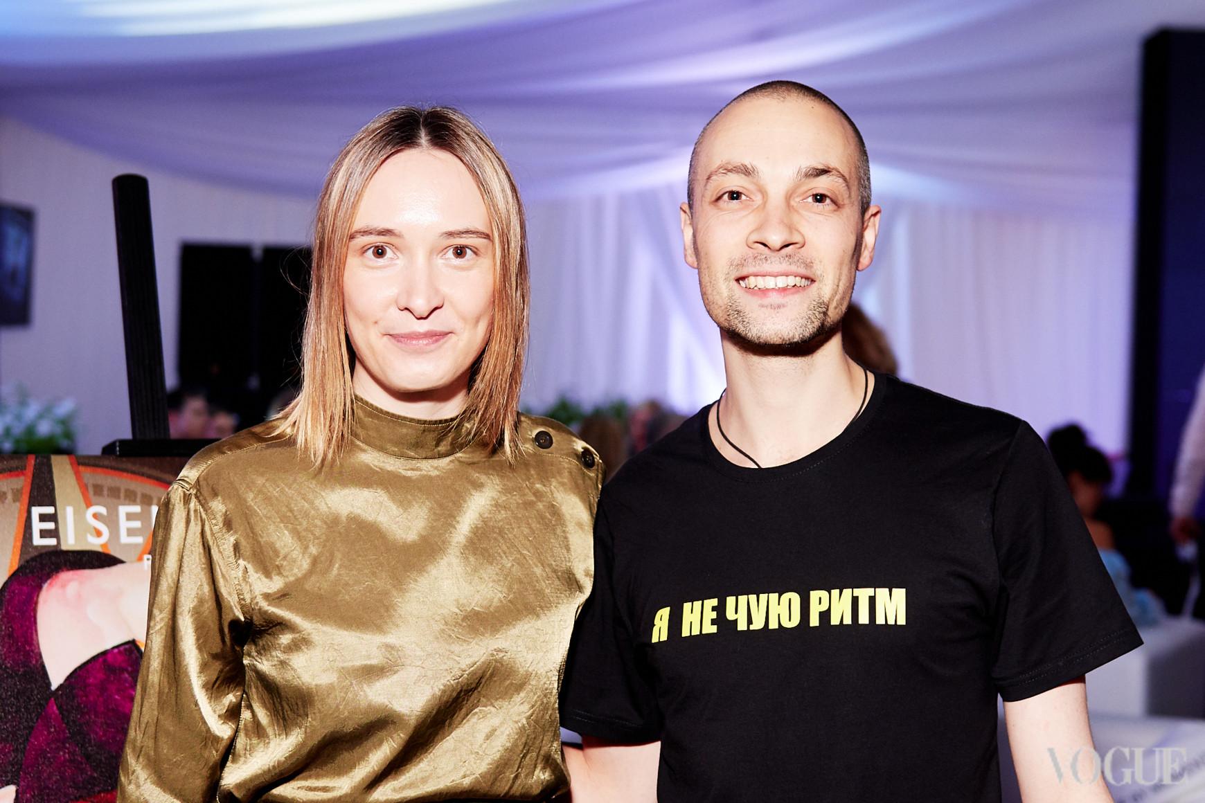 Ольга Сушко і Михайло Балог
