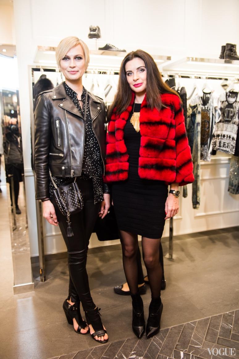 Маша Цуканова и Виктория Козлова