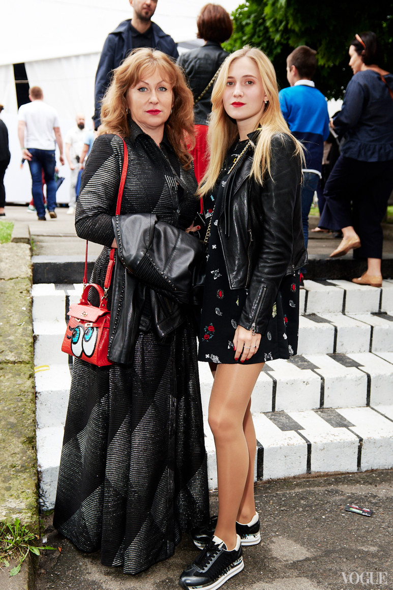 Вікторія і Вероніка Михайле