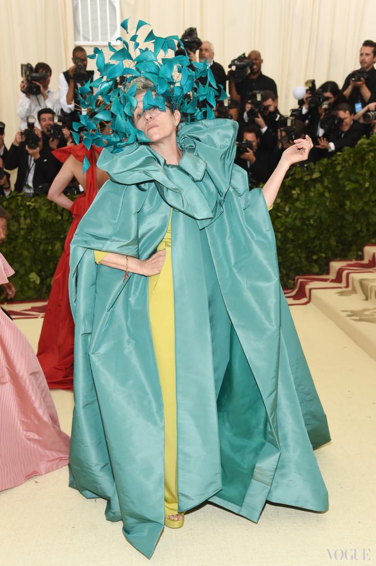 Фрэнсис Макдорманд в Valentino Couture