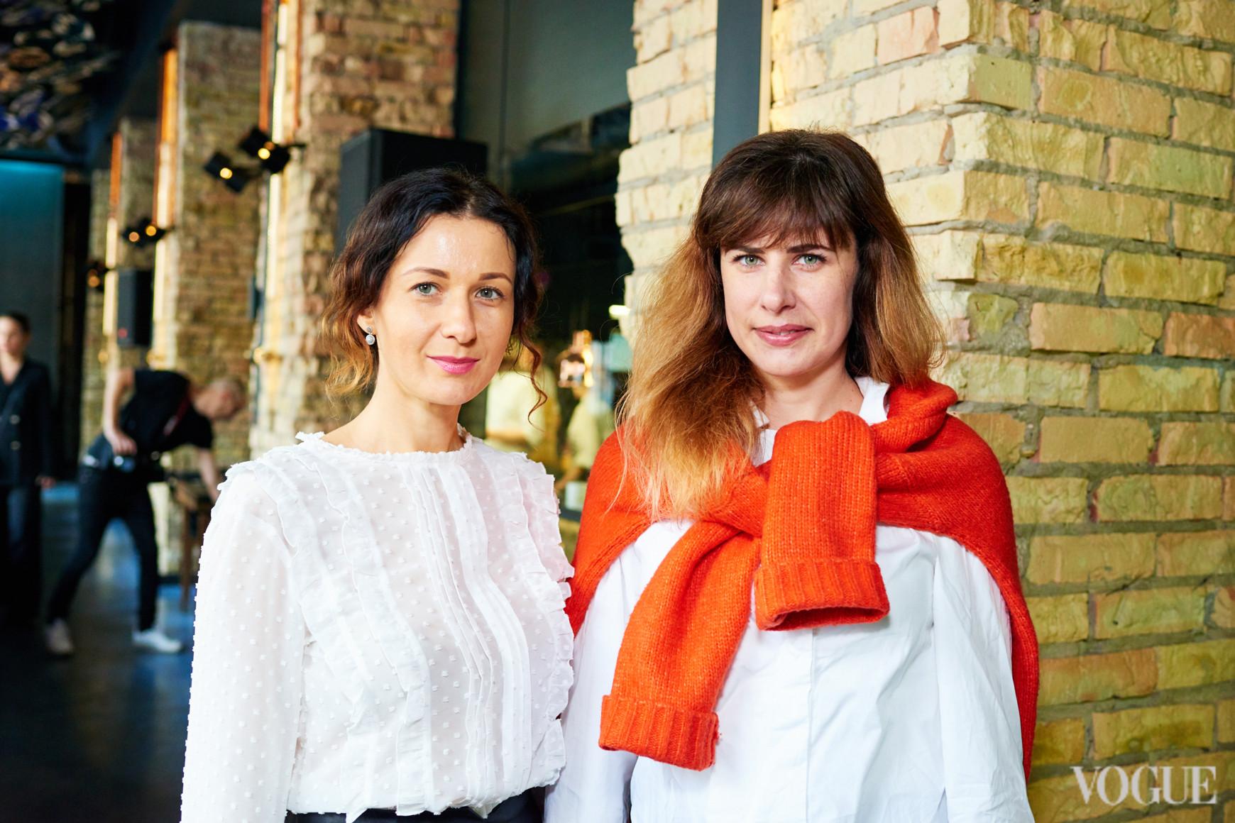 Светлана Рощук и Инна Ткалич