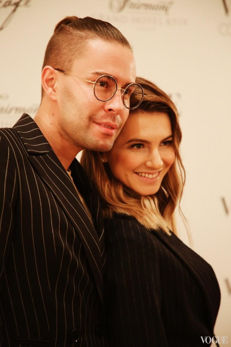 Алексей Прищепа и Елизавета Юрушева