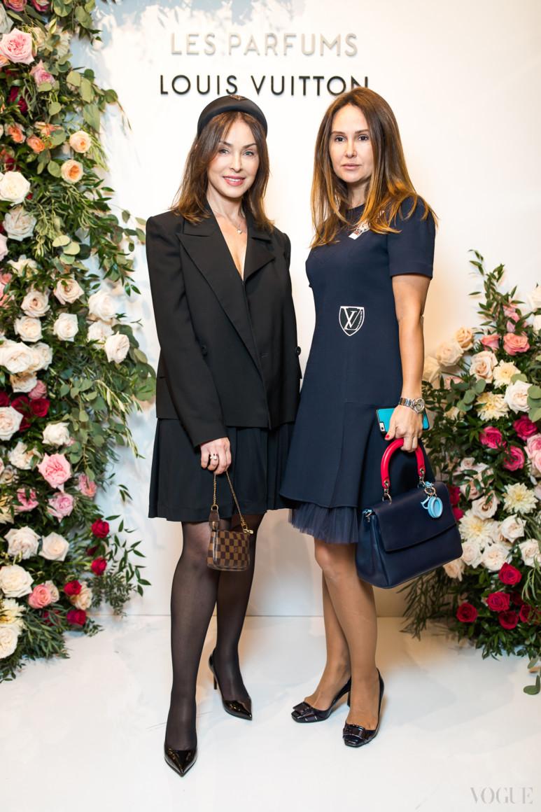 Людмила Лютина (слева)