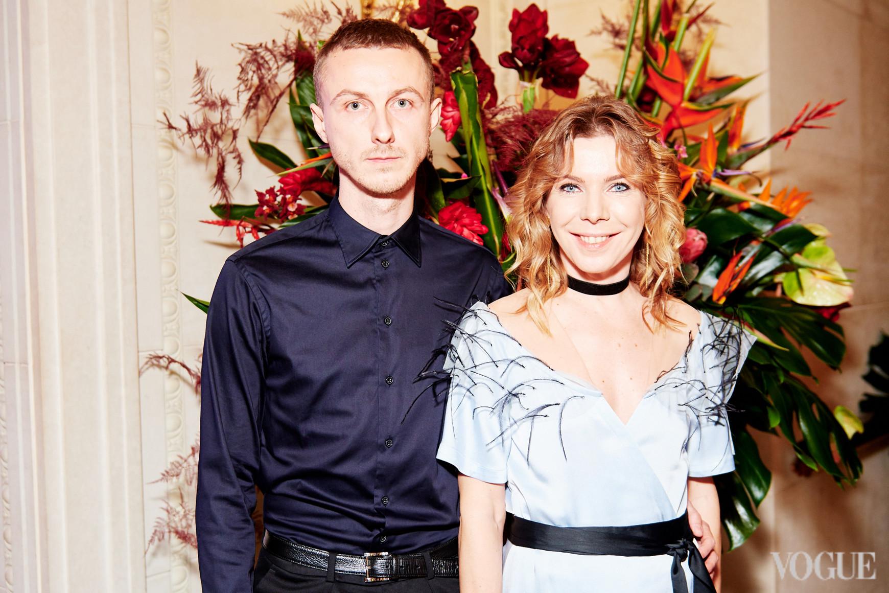 Александр Трофименко и Ольга Топольницкая