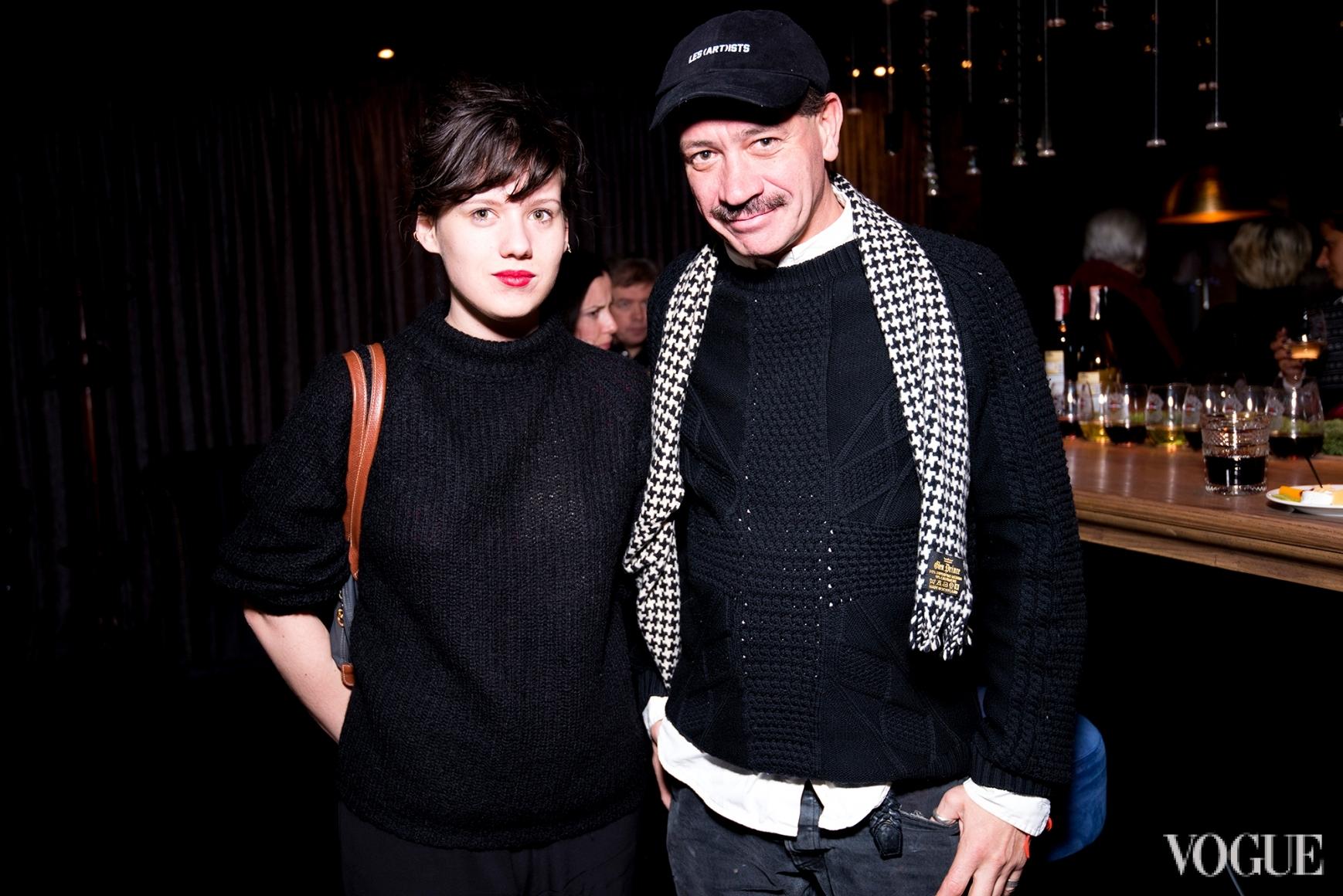 Ольга Жижко и Илья Чичкан