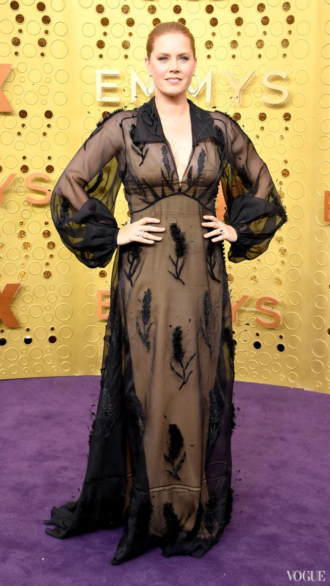 Эми Адамс в Fendi Couture