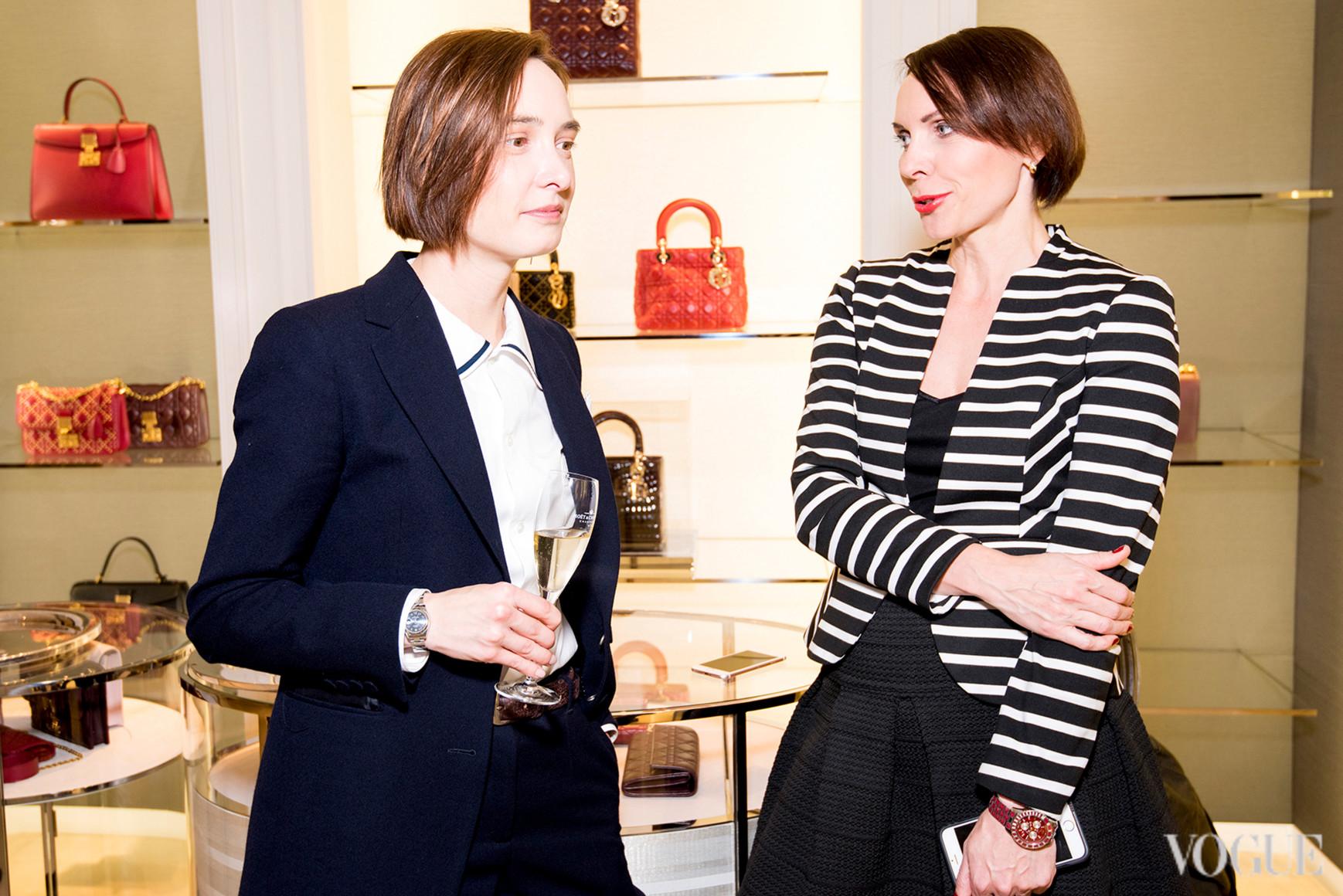 Ольга Сушко и Наталья Савченко