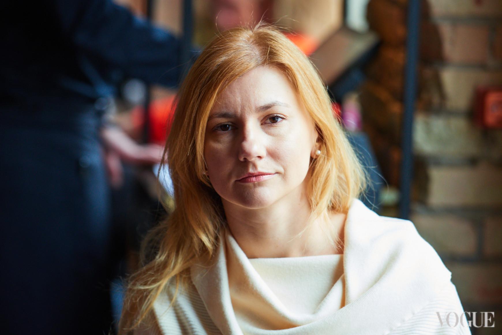 Екатерина Бакуменко