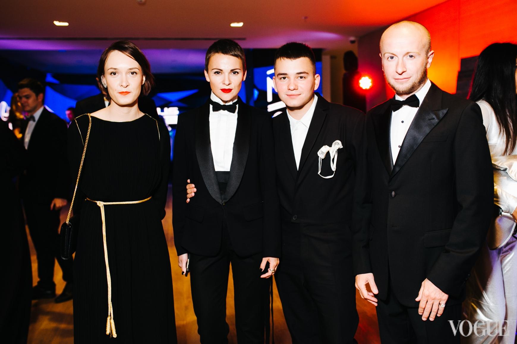 Ольга Сушко, Катя Березницкая, Иван Фролов, Евгений Березницкий