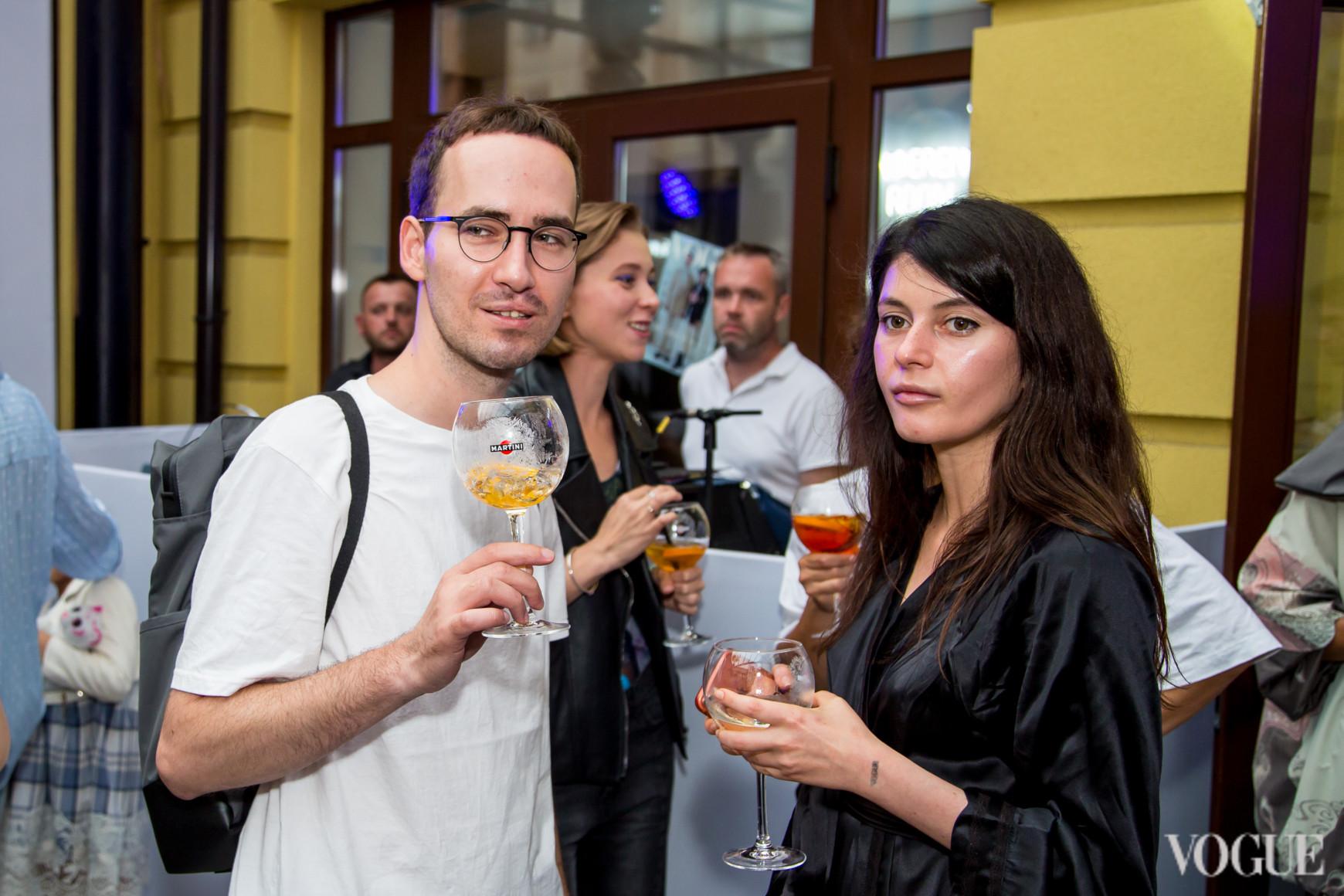 Максим Назаров и Соня Кваша