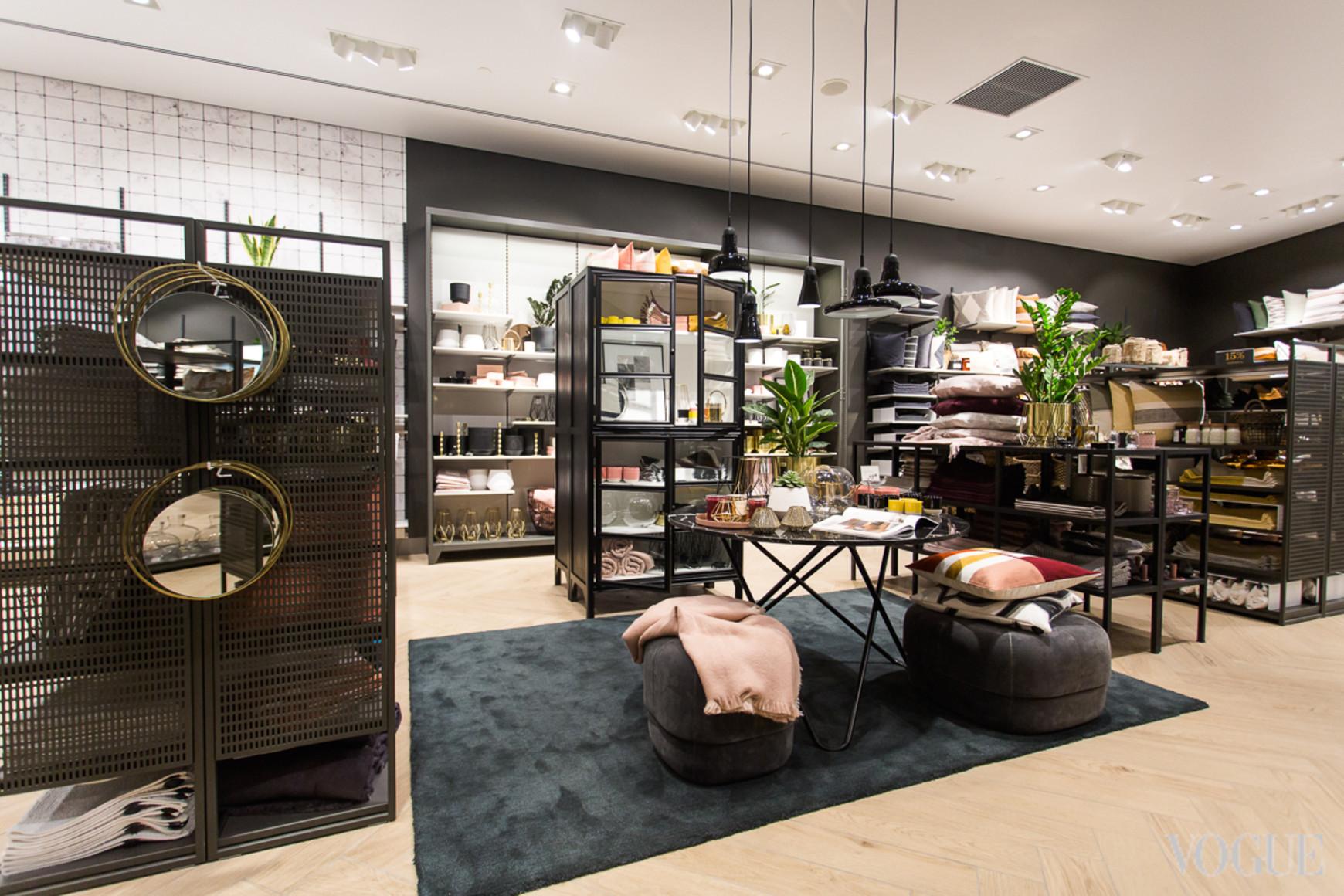 Первый магазин H&M в Украине