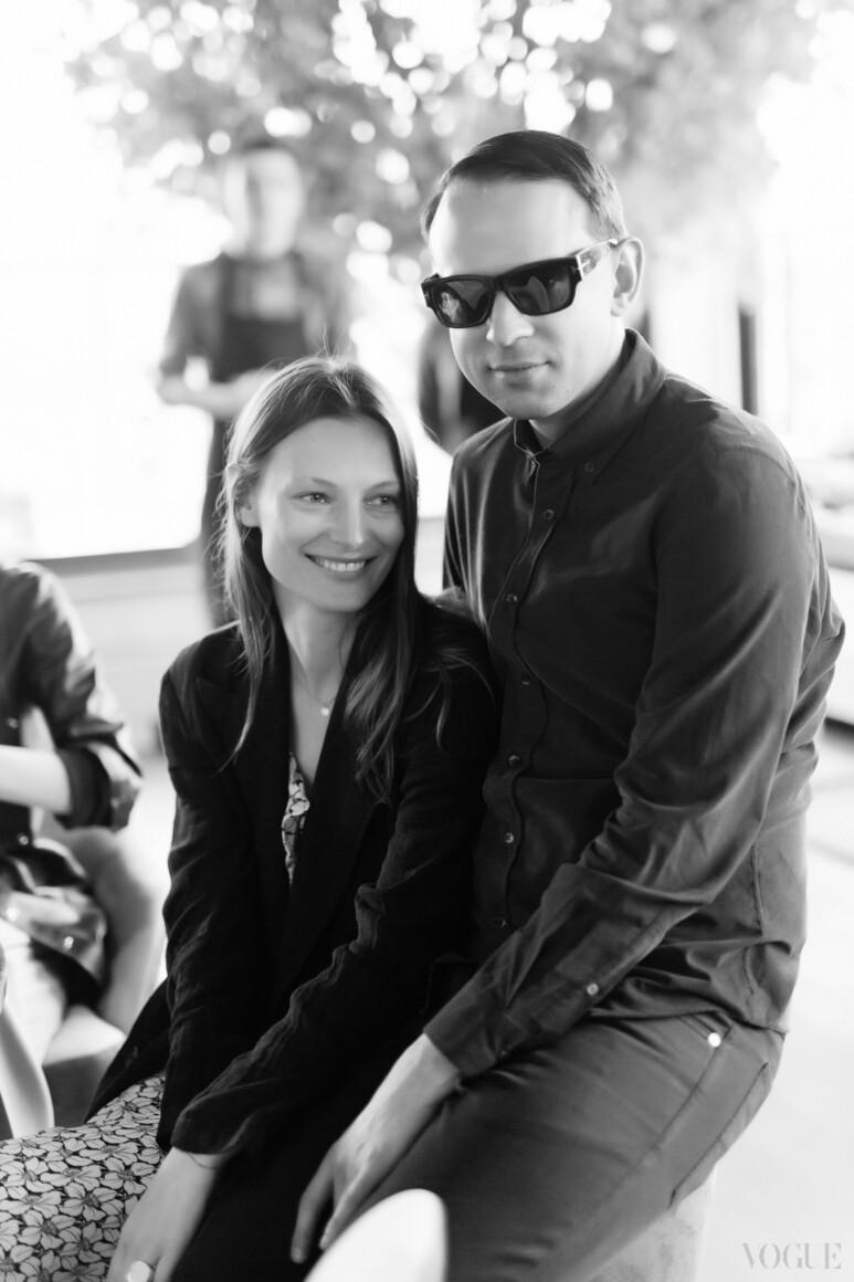 Тетяна Рубан і Павел Орлов