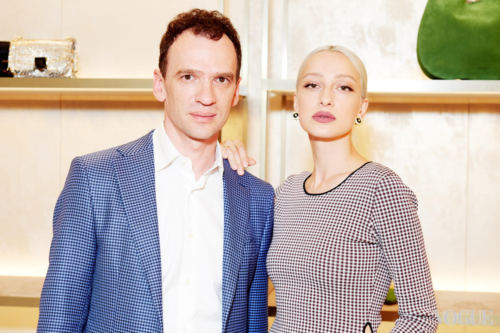 Олександр Смирнов і Олімпія Вайтмусташ