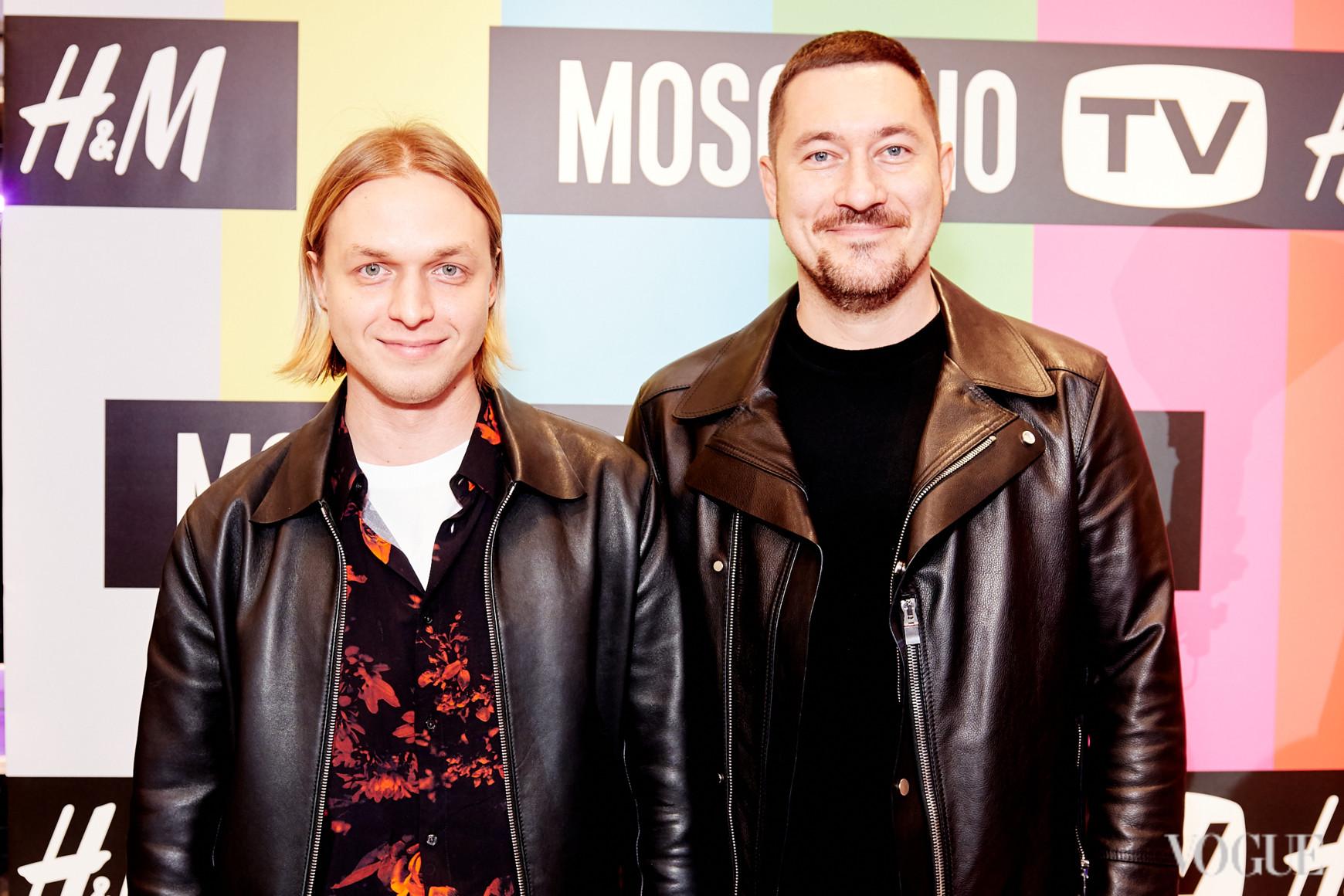 Евгений Примаченко и Александр Онацкий