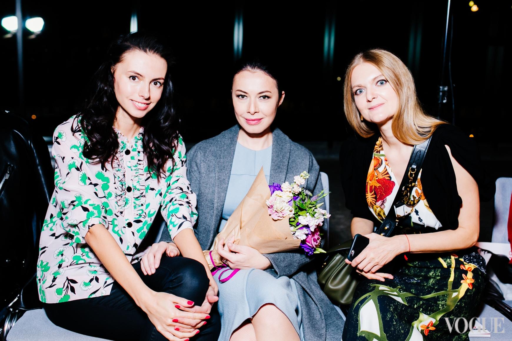 Надежда Елько, Тамила Немченко и Вера Титова