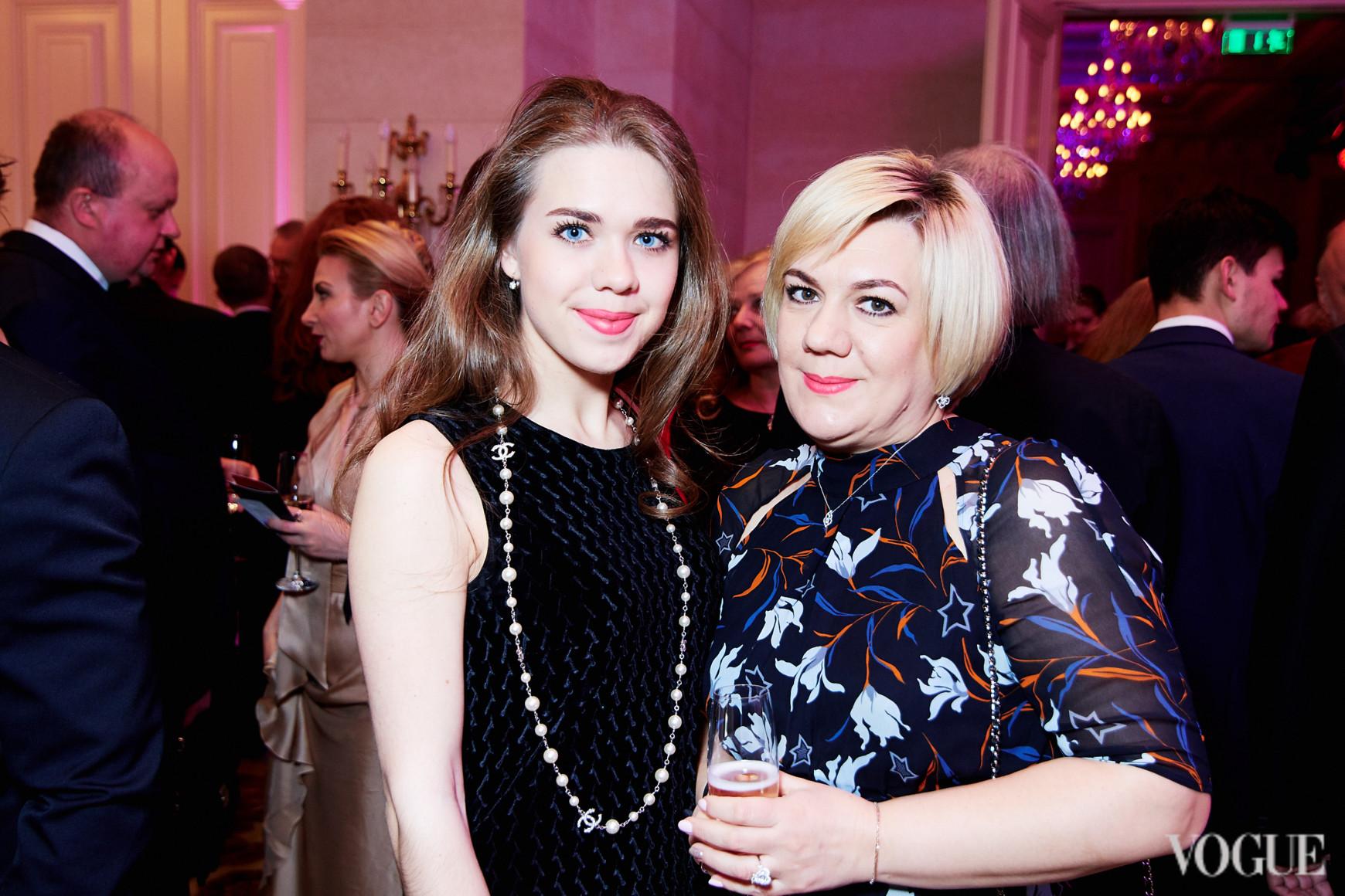 Анастасия Заря и Ирина Заря
