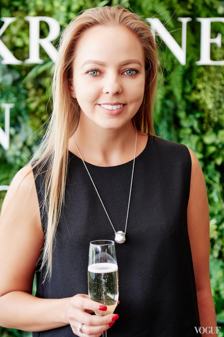 Наталя Лавринович