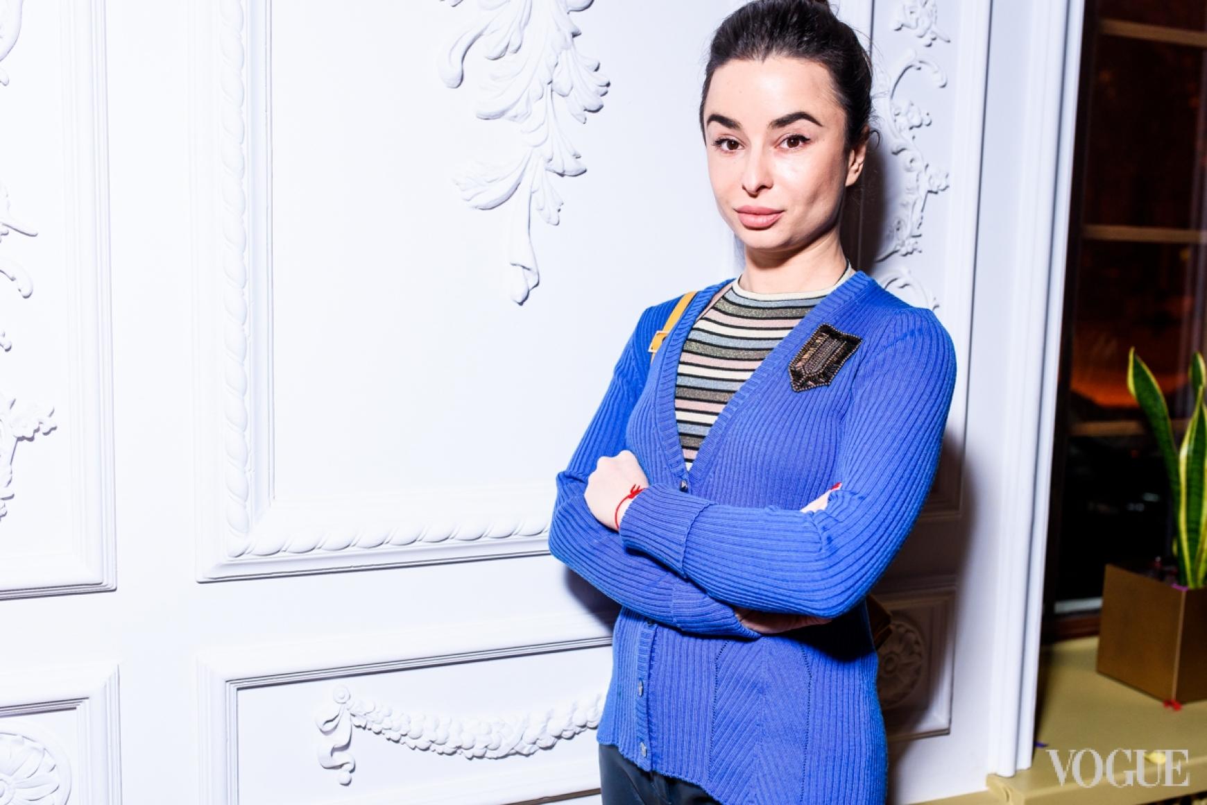 Ирина Пожарская