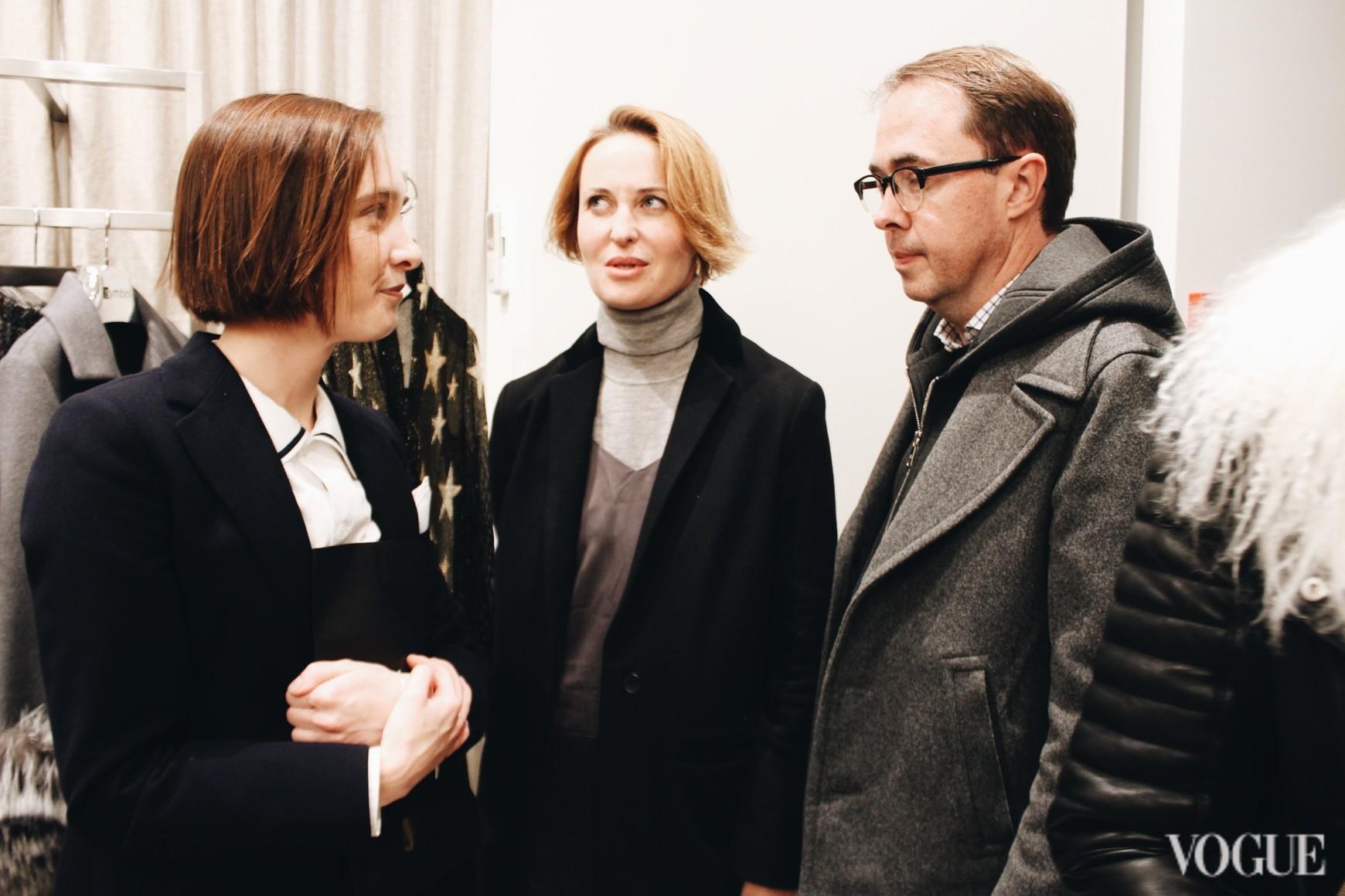 Ольга Сушко, Наталья и Александр Бариновы