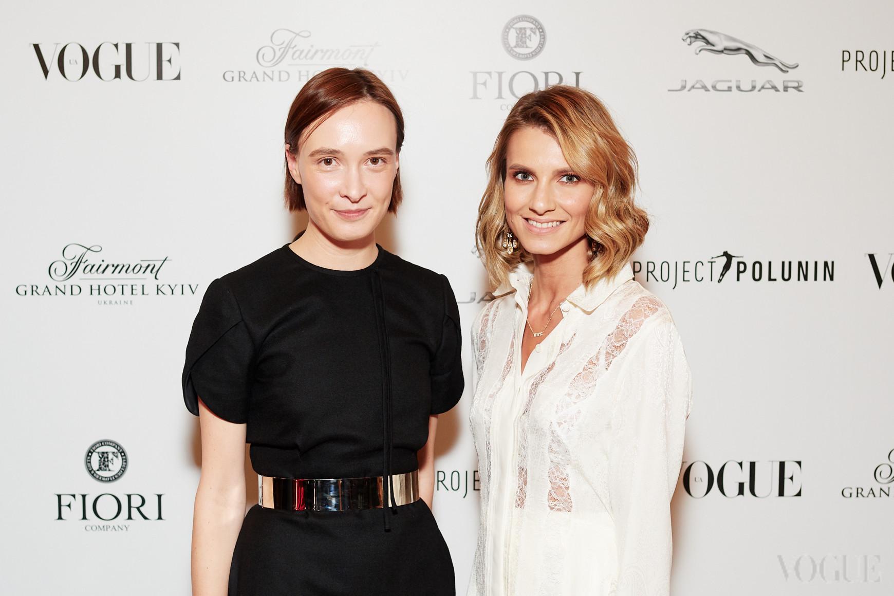 Ольга Сушко и Елизавета Юрушева