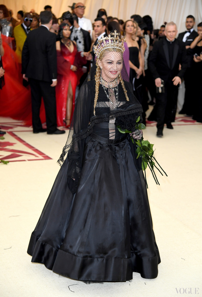 Мадонна в Jean Paul Gaultier