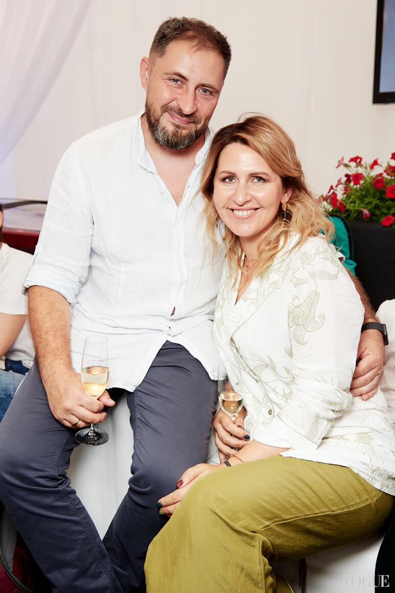 Владимир и Алена Пономаренко