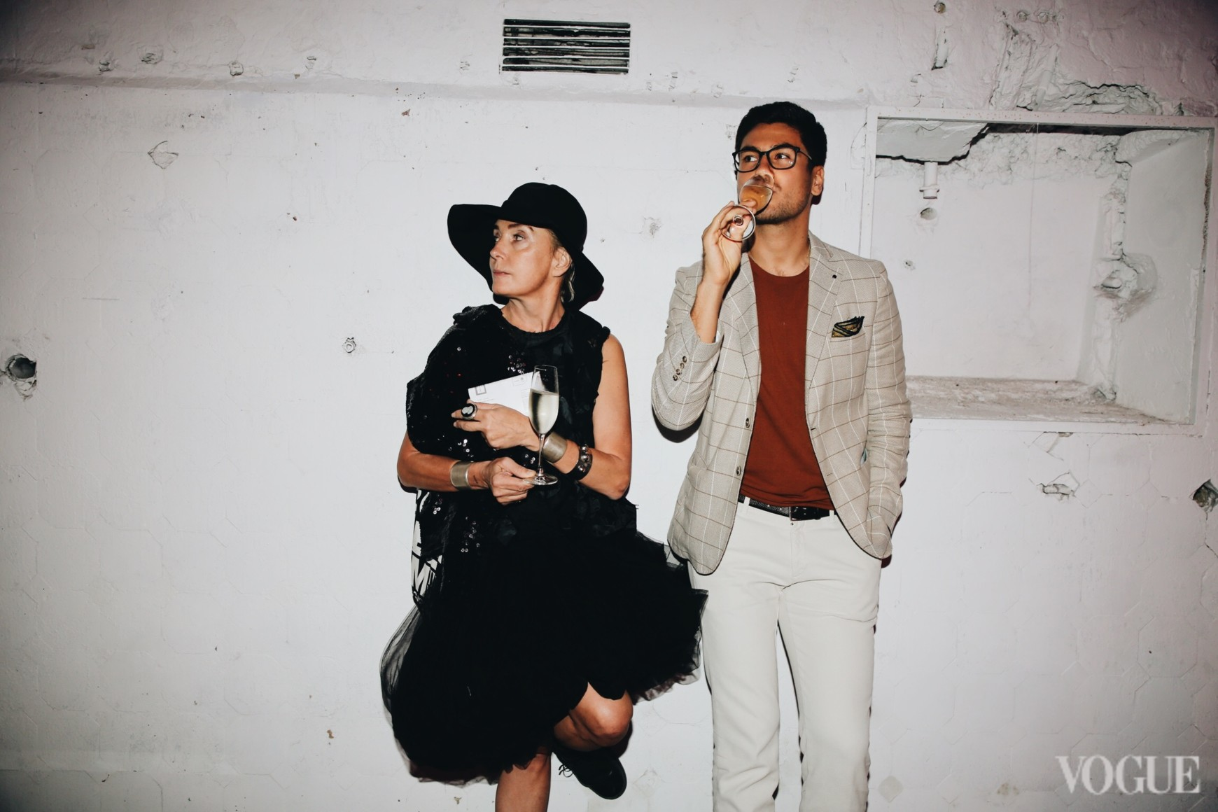 Татьяна Полякова и Леонид Мартынчик