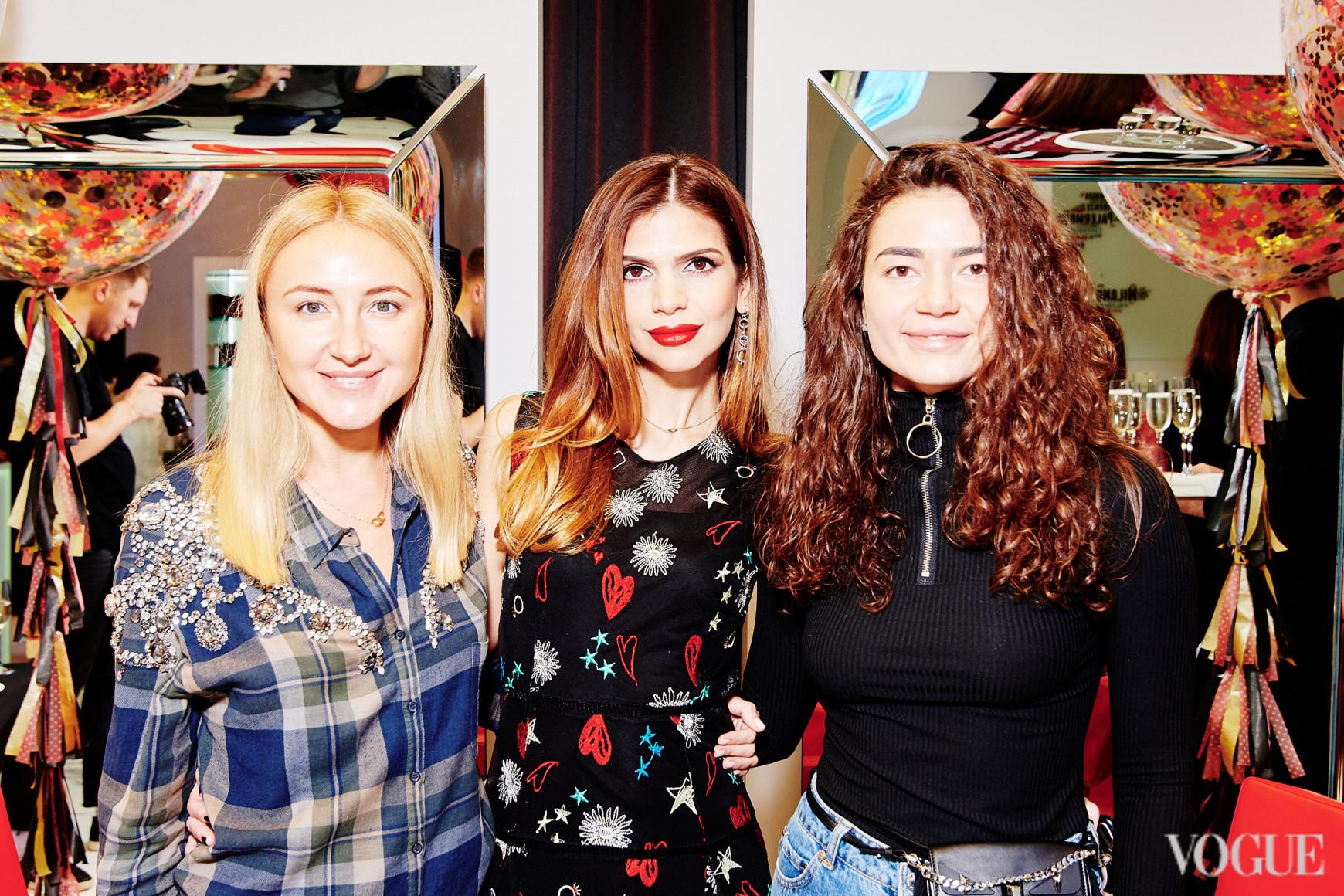 Анастасия Ершова и Алина Алиева