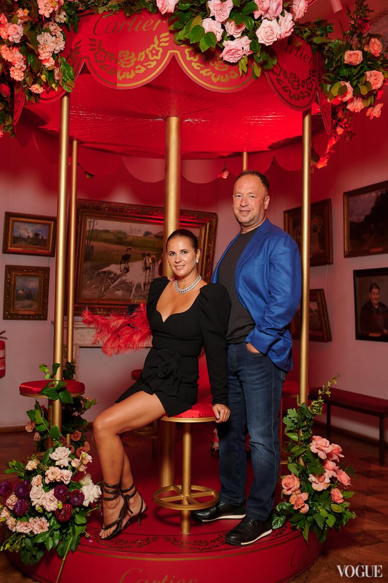 Диана и Вадим Шерман