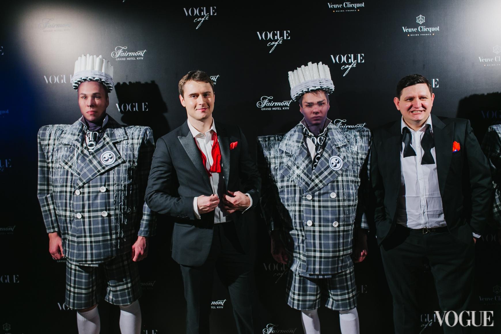 Антон Озадовский и Сергей Пехотин