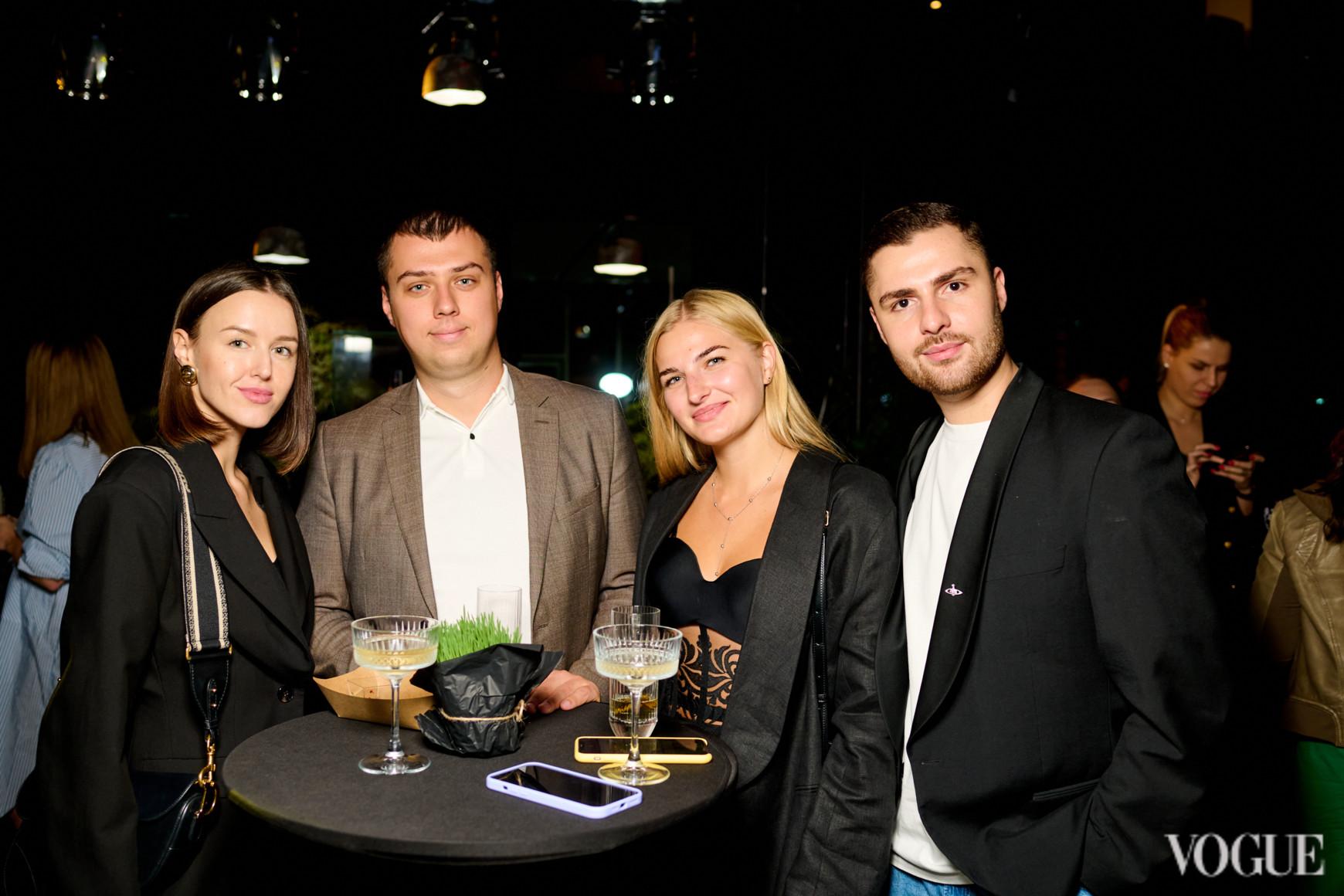 Алина Френдий и Ладик Костандян