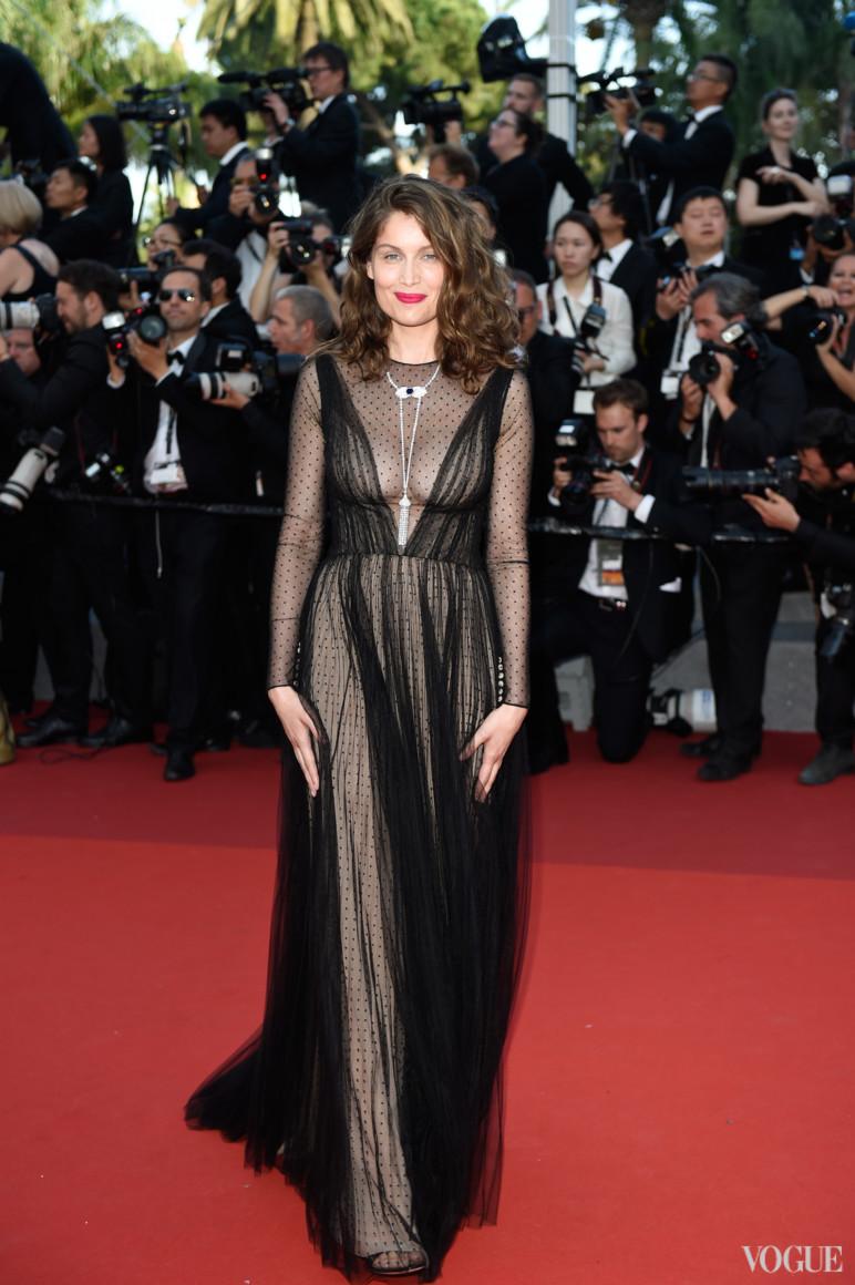 Летиция Каста в Christian Dior