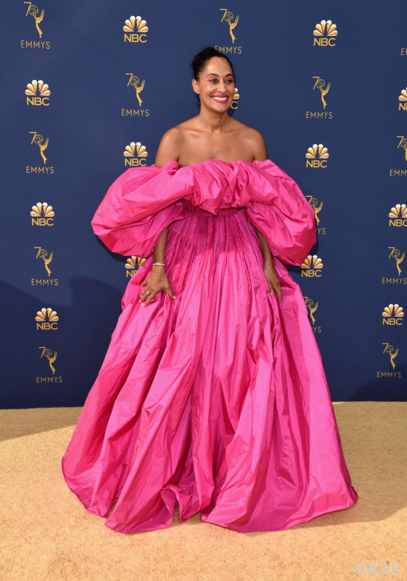 Трейси Элис Росс в Valentino Couture