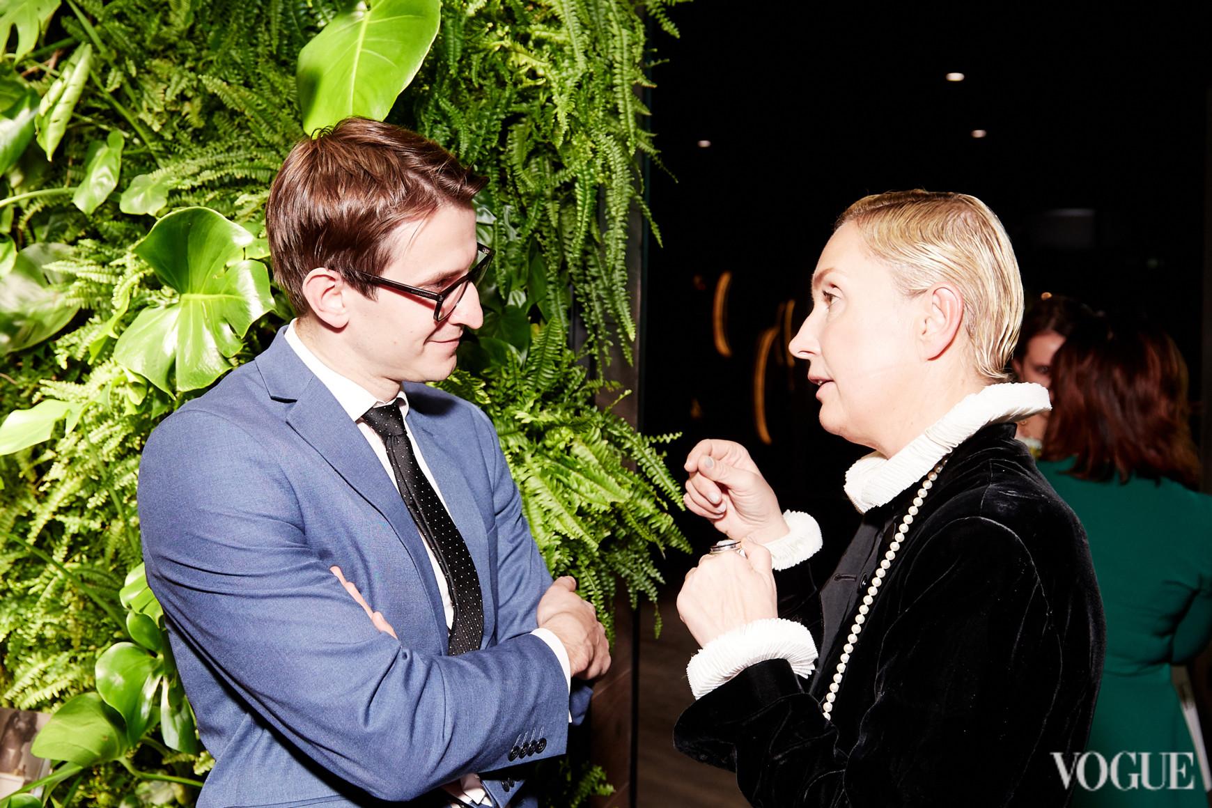 Сергей Хирунцев и Татьяна Полякова