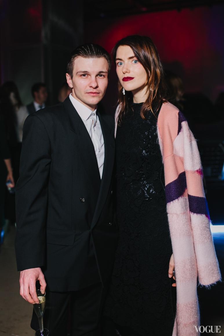 Сергей Ковалев и Лилия Литковская