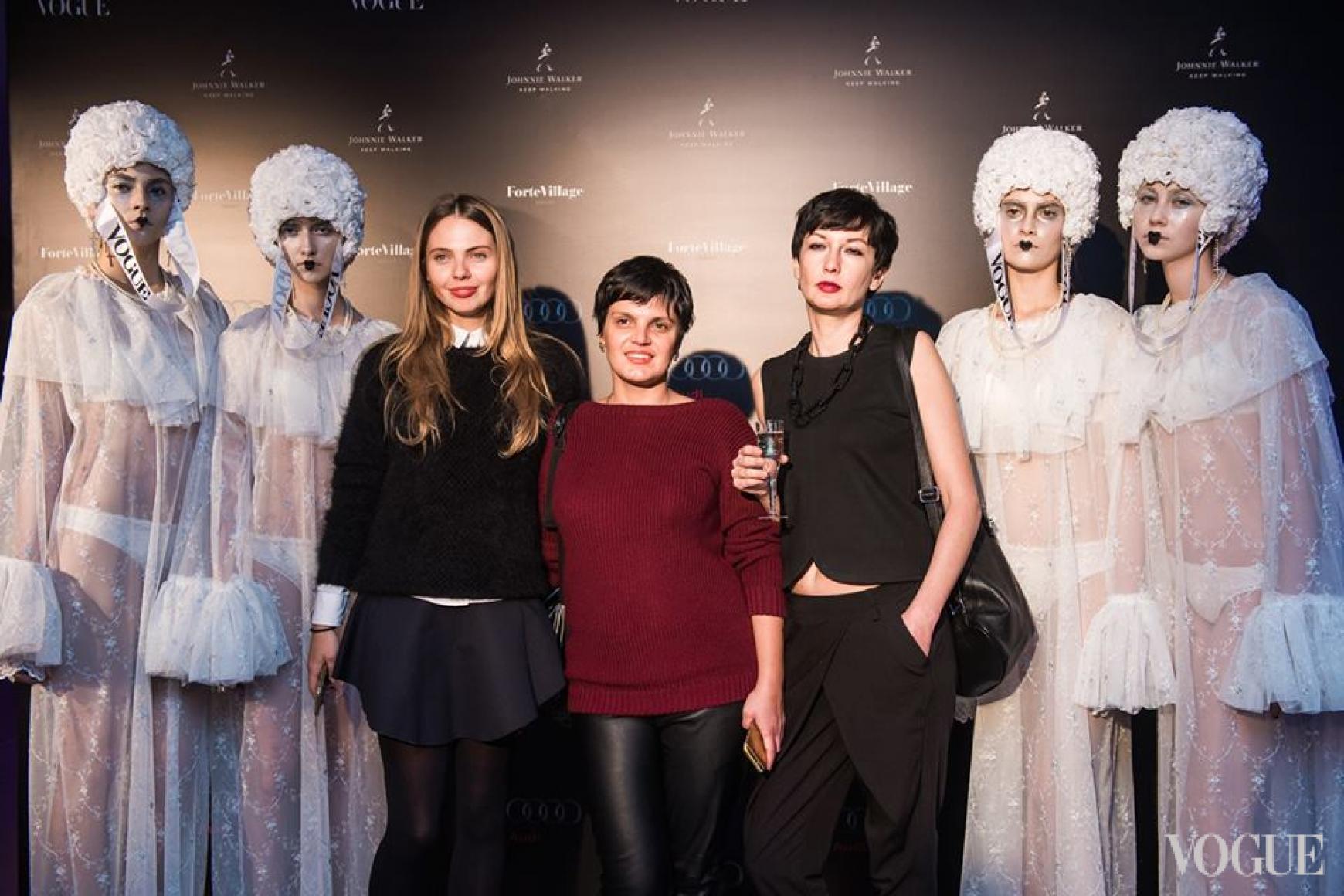 Ирина Мищенко и Виолетта Скодорова