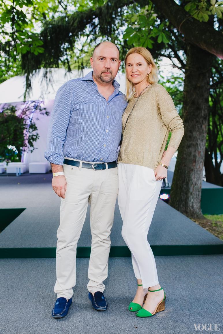 Александр Богуцкий и Елена Кондратюк